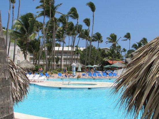 VIK Hotel Arena Blanca : New pool