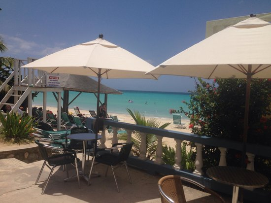 White Sands Negril: View from the bar