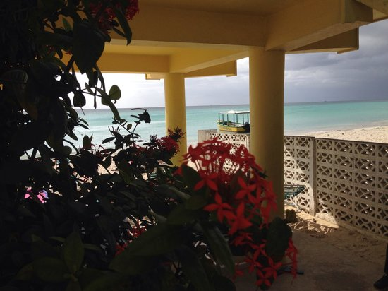 White Sands Negril: Love the view from the bar