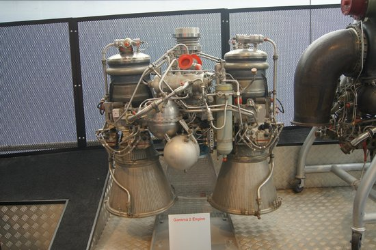 National Space Centre : National space center