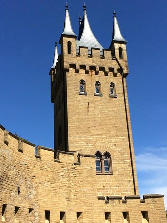 Castle of Hohenzollern : Hohenzollern