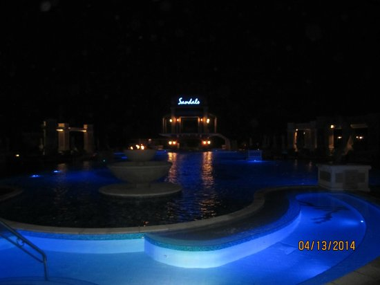 Resort Picture Of Sandals Emerald Bay Golf Tennis And