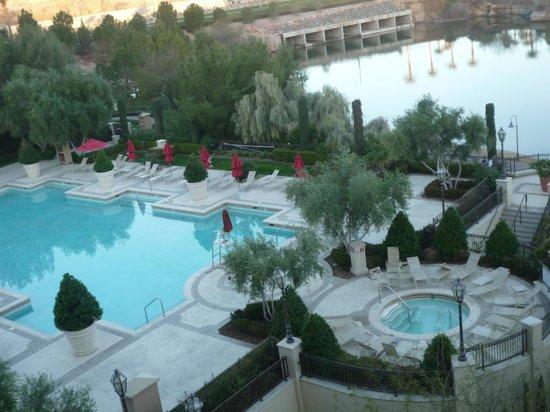 Hilton Lake Las Vegas Resort & Spa: The outdoor pool
