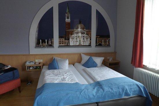 Hotel Hirsch: La nostra camera a tema Venezia