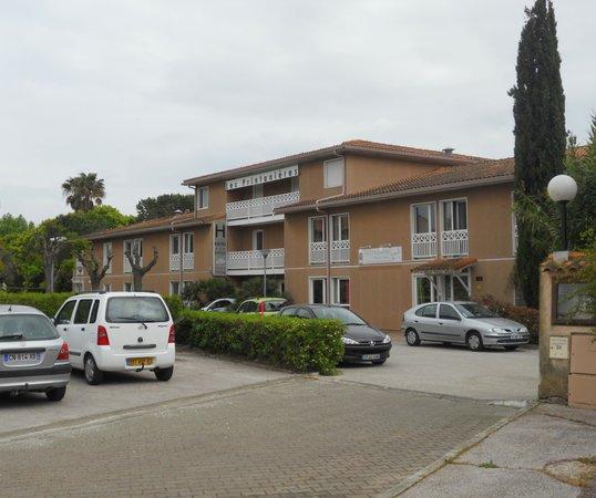 Best Western Plus Hyeres Cote D'Azur: entrata