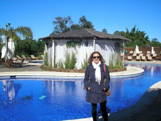 Meliá Iguazu Resort & Spa: Piscina externa