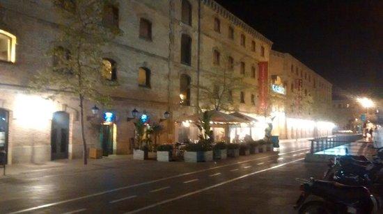 Ciutat Vella: Barcelona a noite