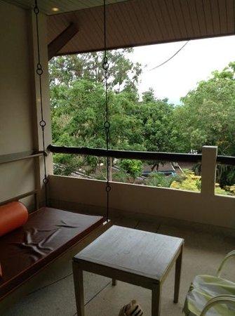 Pakasai Resort : balkon