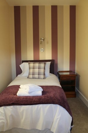 Bulkeley Arms: Single room En-suite