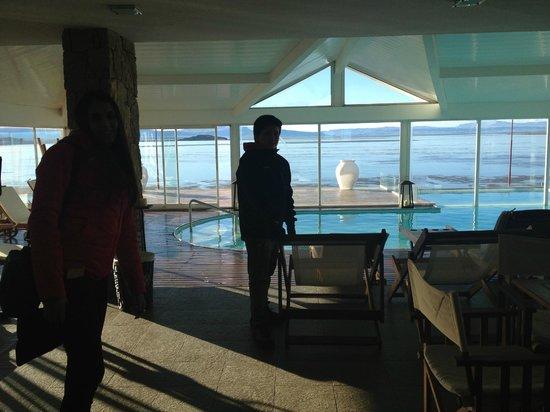 Xelena Hotel & Suites: Pileta in-out