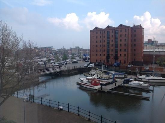 Holiday Inn Hull Marina: Marina View