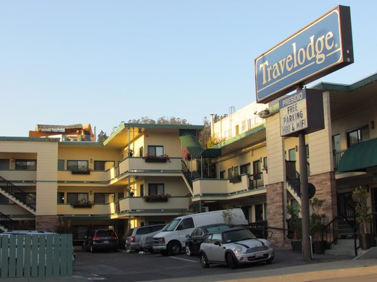 Travelodge at the Presidio San Francisco: Fachada.