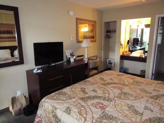 Travelodge at the Presidio San Francisco: Quarto