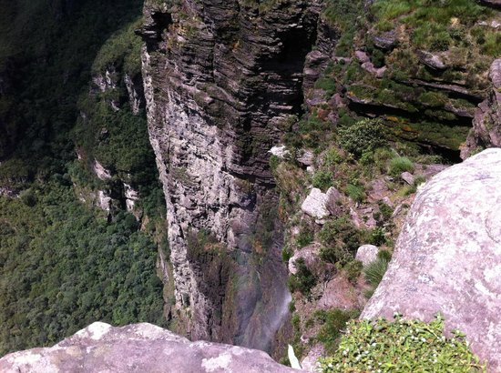Fumaca Falls: Bica da Fumaça