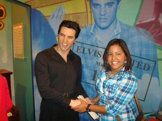 Madame Tussauds New York : Novedoso pero no tanto...