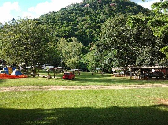181095f1a Gruta Dos Anões Camping E Chalés  Área de Camping