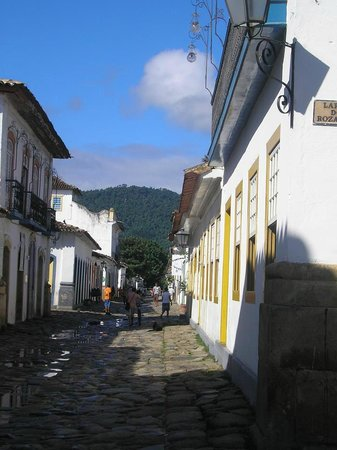 Pousada Porto Imperial: Rúa do  Comércio