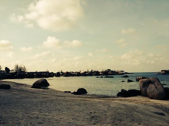 Bintan Cabana Beach Resort: Next to the resort