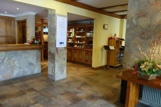 Hotel Rey Don Felipe: lobby