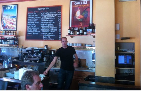 Photo of French Restaurant Chez Maman West at 401 Gough St, San Francisco, CA 94102, United States