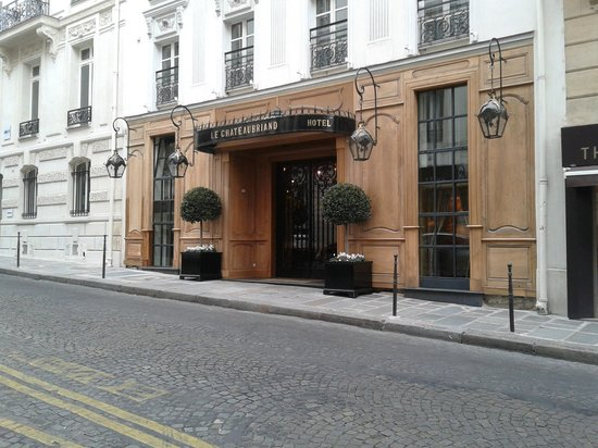 Chateaubriand Hotel: Hotel Chateaubriand
