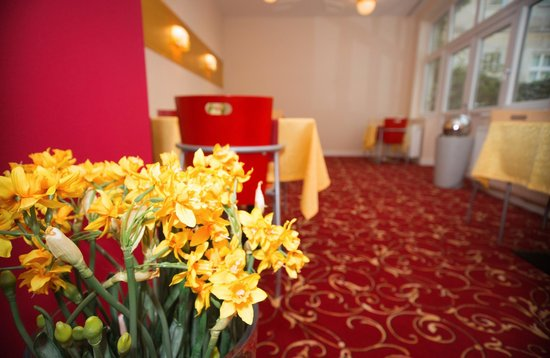 Hotel Odeon: Speisesaal