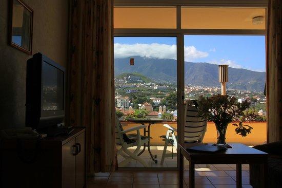 Aparthotel Florasol: Panorama-Apartment