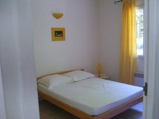 Le Vallon du Passeras : chambre