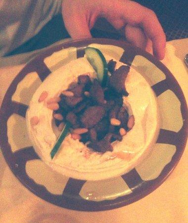 Arabesk: Appetizer