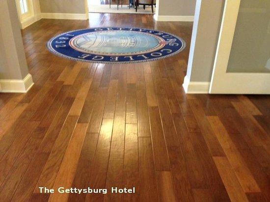 Gettysburg Hotel : Entrance