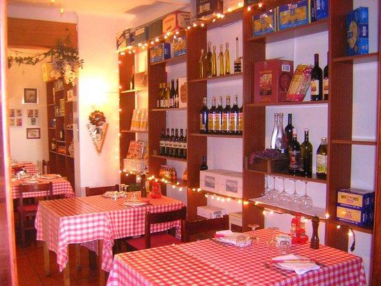 Restaurante Mangiafuoco: restaurante