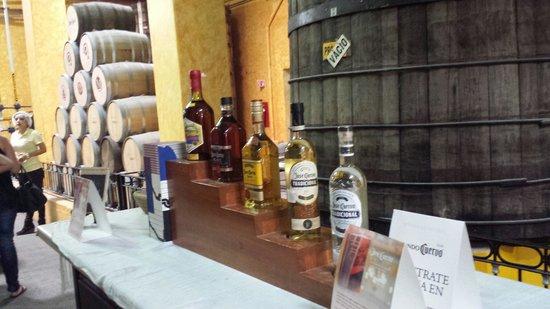 La Rojeña: Tequila