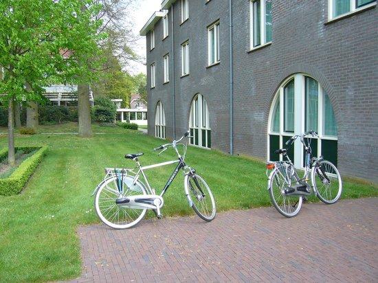 Hotel Landgoed Ehzerwold: Heerlijk fietsen