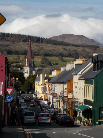 Davitts Kenmare Guesthouse: Kenmare