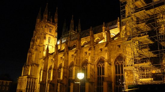 Canterbury Cathedral Lodge: 1