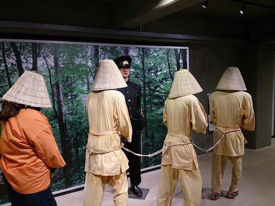 Abashiri Prison Museum : 体験コーナーも充実