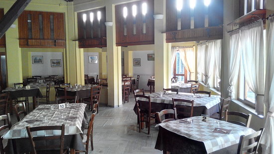 Restaurant Pizzeria La Capannina: La Sala 1