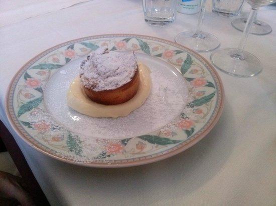 Al Carrobbio: tortino di mele