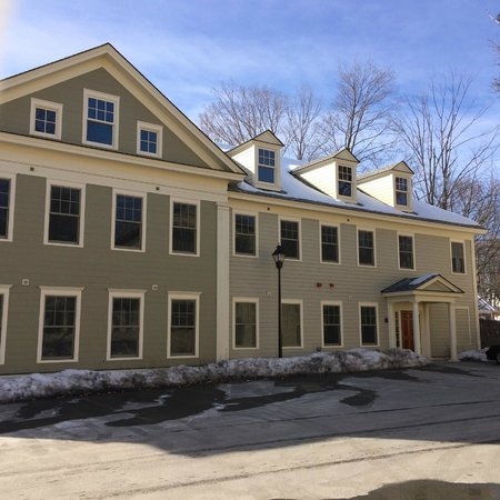 The Norwich Inn's newer building