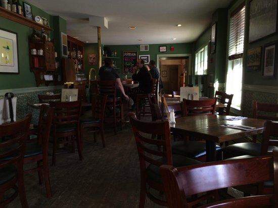 The Norwich Inn: The Inn's Pub restaurant