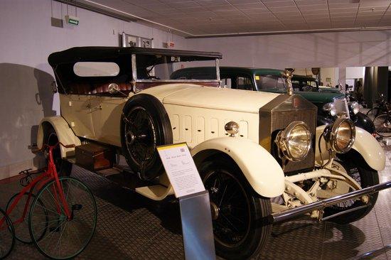 Museo de la Historia de la Automoción: todos tienen su encanto