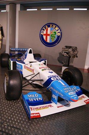 Museo de la Historia de la Automoción: el de Fernando Alonso??