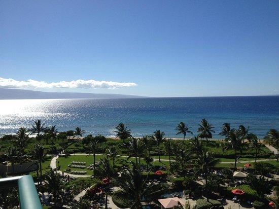 Honua Kai Resort & Spa : Spectacular views of Lanai and Molokai