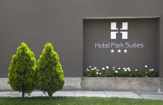 Hotel Park Suites: Frontis Hotel