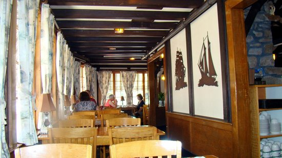 Goldenrod Restaurant: The more intimate Alcove - away form the bustle of the main dining room