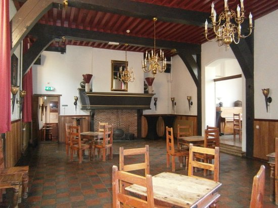 Stayokay Heemskerk: Dining Room