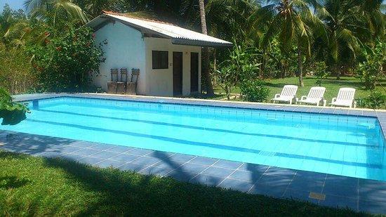 Villa Gaetano: бассейн