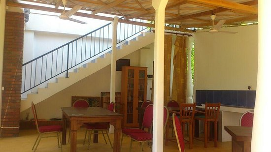 Villa Gaetano: где кушают