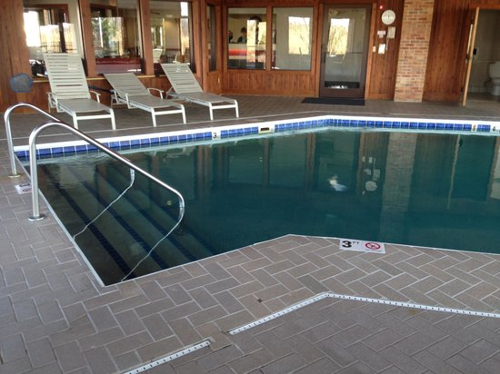 Baymont Inn & Suites Port Huron: Pool