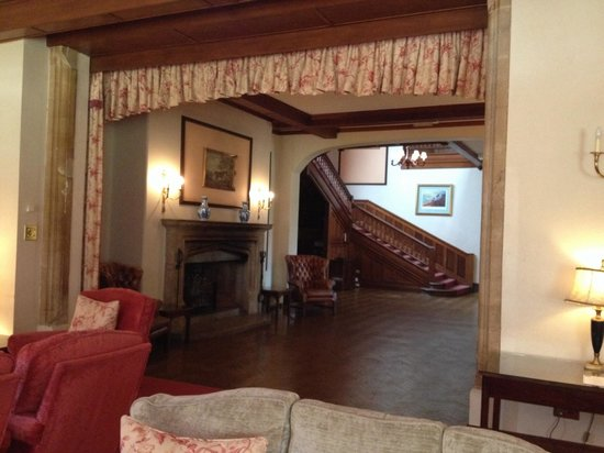 Scalford Hall Hotel: A lovely place to relax.